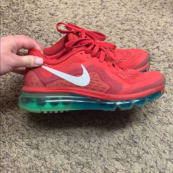 Nike Neutral Ride Air Max Running Shoes W Sz 6